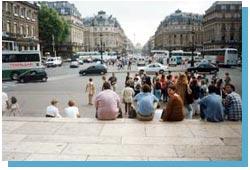 Франция: багет, бонжур, пардон